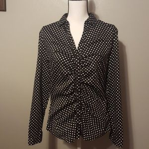 7th ave large blouse